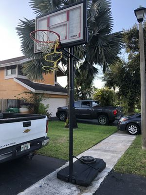 Lifetime Basketball Hoop for Sale in LAUD LAKES, FL