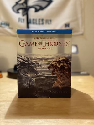HBOs Game of Thrones - Seasons 1-7 - Blu-Ray Set for Sale in El Monte, CA
