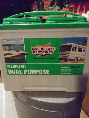Rv battery for Sale in Victorville, CA