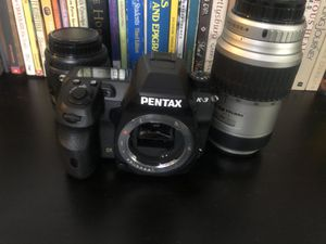 Pentax K3 camera for Sale in New Haven, CT