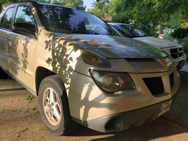 2003 Pontiac aztec