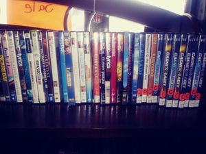 40 mix dvd for asking $25.00 all for Sale in Baytown, TX