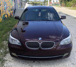 2009 BMW 535i . 90K for Sale in North Miami, FL