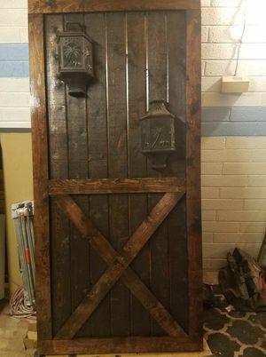 Custom build barn doors for Sale in Mesa, AZ