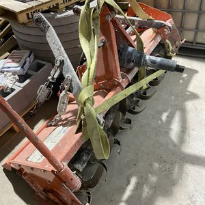 Tiller - M62 Kubota tractor for Sale in Pasadena, TX