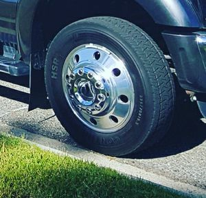 2016 Ford F450 OEM rims and tires for Sale in Rossmoor, CA
