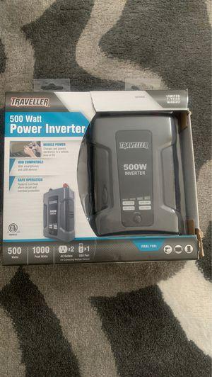 Traveller/ 500 watt for Sale in Norwich, CT