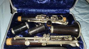 French wooden clarinet for Sale in Silver Spring, MD
