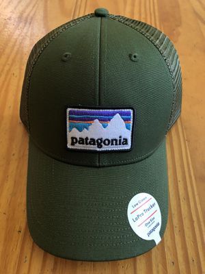Patagonia Lo Pro Trucker Hat Green Low Crown for Sale in Lawndale, CA