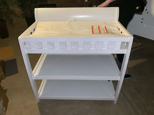 Baby changing table ( Brand New , Never Used) for Sale in Allentown, PA