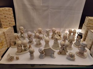 Precious Moments Vintage Collection for CHEAP! 20 total for Sale in Garden Grove, CA
