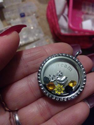 Dream daughter Sunshine locket. Custom-made. for Sale in Long Beach, CA