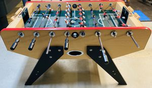Harvard foosball table, used for sale  excellent condition for Sale