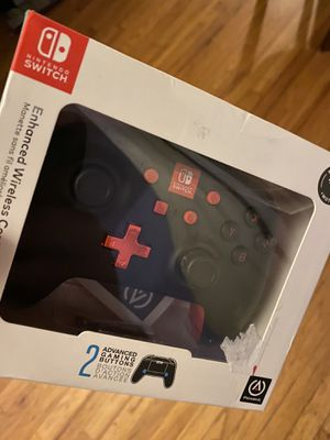 New enhanced controller for Nintendo Switch for Sale in Fresno, CA