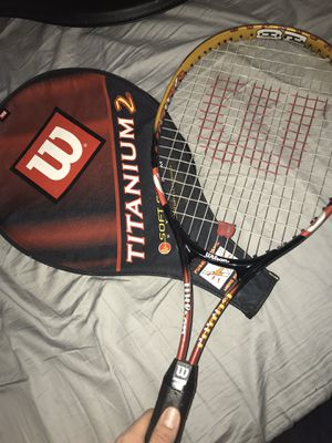 2 excellent condition tennis rackets!!! 30$!!! for Sale in The Bronx, NY