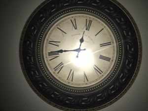 Wall Antique clock for Sale in Salem, OR