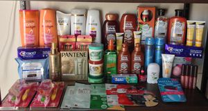 **LOT-Women's Personal Hygiene Products (Beauty, Skin Care, Hair Products and More)** for Sale in Irving, TX