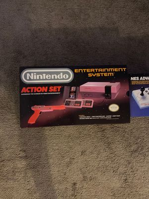 Nintendo action set for Sale in Marlborough, MA