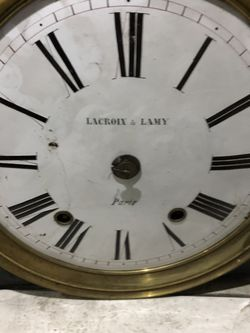 Vintage Clock Over 100 Years Old for Sale in New York,  NY