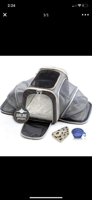 Pet Carrier - Airline approved for Sale in Coconut Creek, FL
