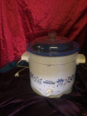 Crock pot for Sale in Sanger, CA