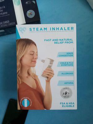 Avya Steam Inhaler for Sale in Wolcott, CT