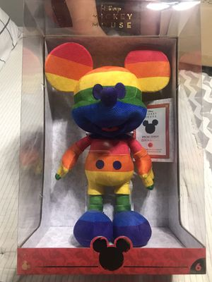 Brand New Mickey Year Of The Mouse Limited Edition Collection Plush For June for Sale in Downey, CA