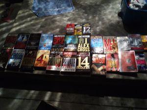 James Patterson books (25) for Sale in Pomona, CA