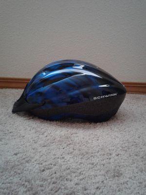 Blue Schwinn bike helmet. Like new ! Only 14.00 for Sale in Portland, OR