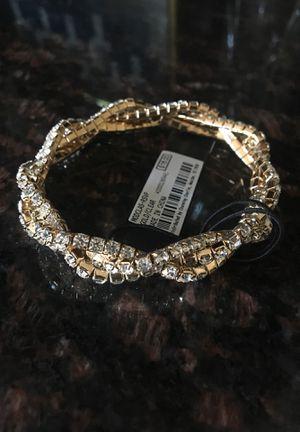 Gold Tennis Bracelets for Sale in Sprouses Corner, VA
