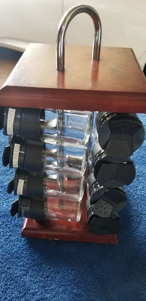 Countertop spice rack for Sale in San Clemente, CA