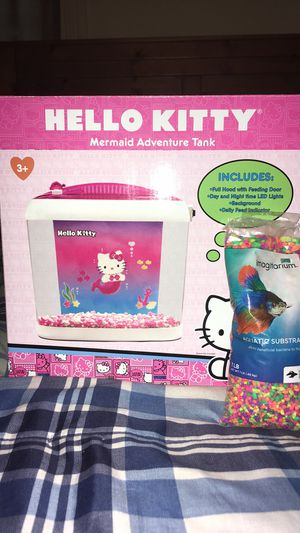 Hello Kitty Fish Tank for Sale in Baltimore, MD