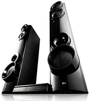 LG LHB675 3D Blu-ray Disk/DVD/CD Home Theater System for Sale in Portland, OR