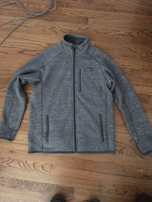 Patagonia Men's Large Full Zip Better Sweater Fleece Jacket for Sale in Glenshaw, PA
