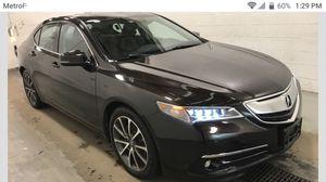 2016 Acura TLX . ADVANCE 9SPD for Sale in Falls Church, VA