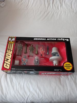 GiJoe Original action team for Sale in Sacramento, CA