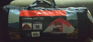 Ozark Trail 4person done tent for Sale in Haltom City, TX