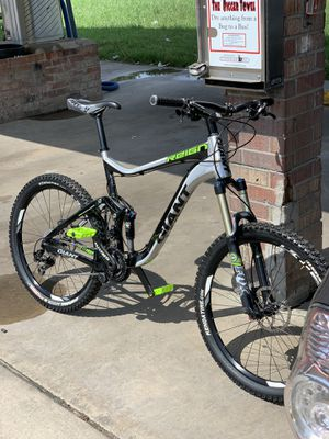 Bike giant Reign for Sale in Lewisville, TX