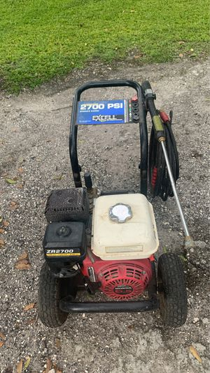 Honda Excell PSI 2700 Pressure Washer for Sale in Alafaya, FL