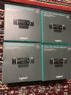 Logitech webcam for Sale in Kissimmee, FL