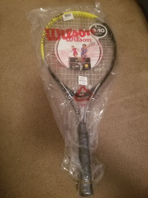 Wilson US Open youth Tennis racket. 25 inches for Sale in Nashville, TN