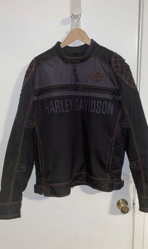 Harley Davidson Rider jacket (XL) for Sale in Glendora, CA