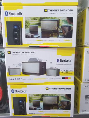 QUALITY BLUETOOTH SURROUND SOUND SPEAKERS WITH SUBWOOFER. 340 watts for Sale in Los Angeles, CA