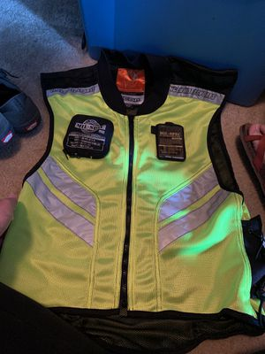 Icon motorcycle vest for Sale in Canton, GA
