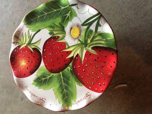 Cake plate for Sale in Springfield, VA