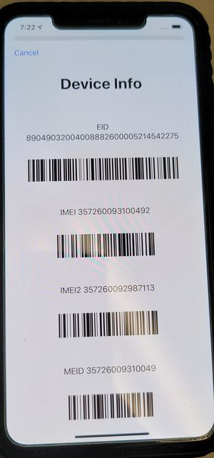 At&t Iphone xs max for Sale in Pico Rivera, CA