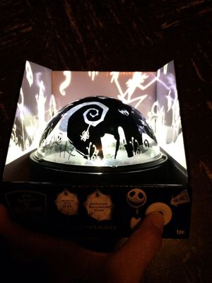 Nightmare Before Christmas Gemmy projector for Sale in Colton, CA