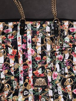 Juicy Couture Tote Bag W Gold Chain Handles Never Used! for Sale in Spring Hill,  TN