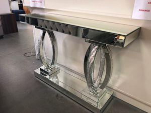 Glass console table for Sale in Dallas, TX