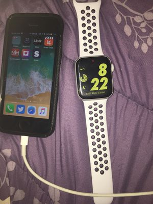 iPhone Se & Apple Watch series 4 for Sale in Durham, NC